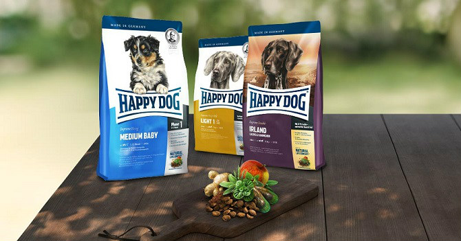 Happy-Dog Hondenvoer