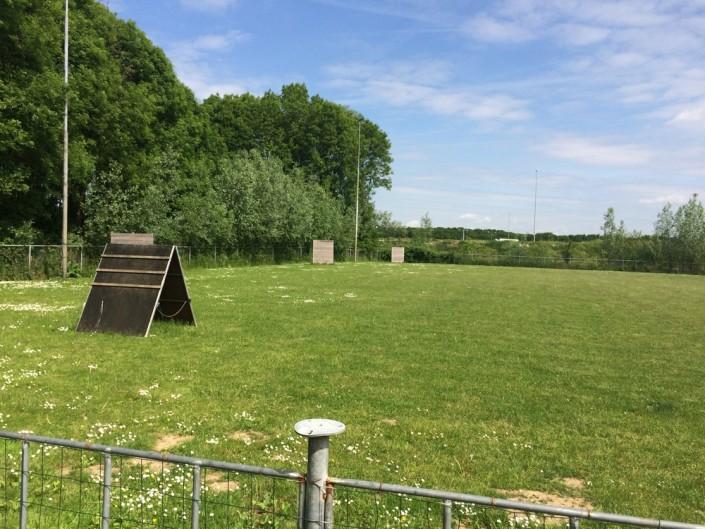 Trainingsveld