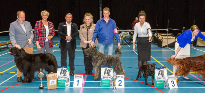 BIS en res. BIS clubmatch 2017 K.C. 's-Hertogenbosch e.o.